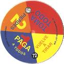 Tazos > Sabritas > Mega Gira 72-India-(back).