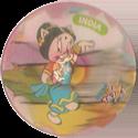 Tazos > Sabritas > Mega Gira 72-India.
