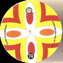 Tazos > Sabritas > Mega Gira 74-Japon-(back).