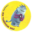 Tazos > Monsters Inc 01-Thaddeus-Bile.