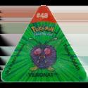 Tazos > Pokemon Trio 04-#48-Venonat.