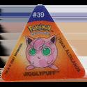 Tazos > Pokemon Trio 08-#39-Jigglypuff.