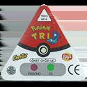 Tazos > Pokemon Trio Back-types.