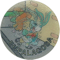 Tazos > Spain > 101-150 Magic Tazo 105-Elmyra-&-Buster.