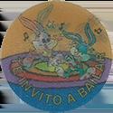 Tazos > Spain > 101-150 Magic Tazo 118-Babs-&-Buster-Bunny.