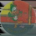 Tazos > Spain > 101-150 Magic Tazo 121-Plucky-Duck.