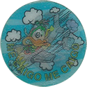 Tazos > Spain > 101-150 Magic Tazo 143-Plucky-Duck.