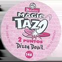 Tazos > Spain > 101-150 Magic Tazo Back.