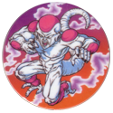 Tazos > Spain > Dragonball Z Series 1 01-Freeza.