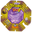 Tazos > Spain > Dragonball Z Series 2 35-A-20-Dr.-Gero-(back).