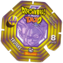 Tazos > Spain > Dragonball Z Series 2 44-Trunks-(back).