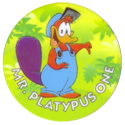 Tazos > Spain > Super Tazo Taz-Mania 87-Mr.-Platypus-One.