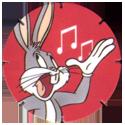 Looney Tunes Tazos #04 - Bugs Bunny