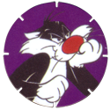 Tazos > Walkers > Looney Tunes 32-Sylvester.