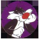 Tazos > Walkers > Looney Tunes 32-Sylvester.