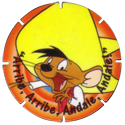 Tazos > Walkers > Looney Tunes 45-Speedy-Gonzales.