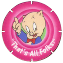 Tazos > Walkers > Looney Tunes 46-Porky-Pig.