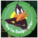 Tazos > Walkers > Looney Tunes 47-Daffy-Duck.