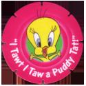 Tazos > Walkers > Looney Tunes 49-Tweety.