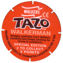 Tazos > Walkers > Looney Tunes Back-Walkerman.