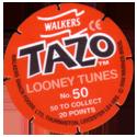 Tazos > Walkers > Looney Tunes Back.