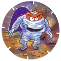 Tazos > Walkers > Monster Munch Series 2 33-Mummy-Monster.