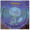 Tazos > Walkers > Pokémon 10-#194-Wooper.