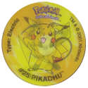 Tazos > Walkers > Pokémon 29-#172-Pichu.