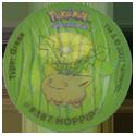 Tazos > Walkers > Pokémon 31-#189-Jumpluff-18.