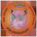 Tazos > Walkers > Pokémon 33-#174-Igglybuff.