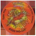 Tazos > Walkers > Pokémon 35-#250-Ho-oh.