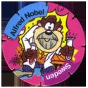 Tazos > Walkers > World Tazos 59-Alfred-Nobel.