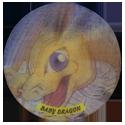 Tazos > Walkers > Yu-Gi-Oh! 14-Baby-Dragon.