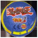 Tazos > Walkers > Yu-Gi-Oh! Back-10-17.