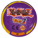 Tazos > Walkers > Yu-Gi-Oh! Back-19-24.