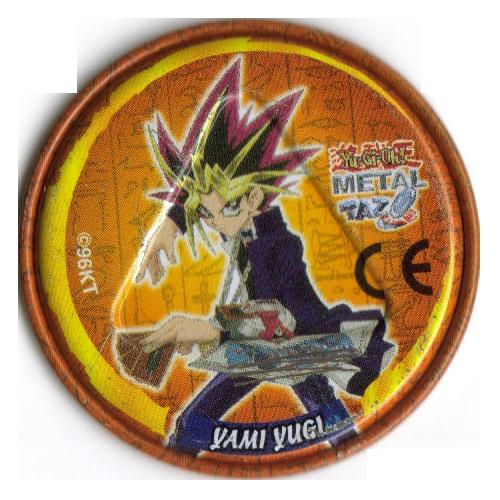 Tazos > Yu-Gi-Oh! Metal Tazos