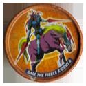 Tazos > Yu-Gi-Oh! Metal Tazos 006-Gaia-The-Fierce-Knight.