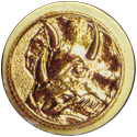 Universal Flip-Caps Association > Power Rangers 007-Triceratops--Power-Coin.