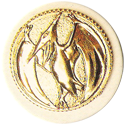 Universal Flip-Caps Association > Power Rangers 008-Pteradactyl-Power-Coin.