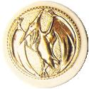 Universal Flip-Caps Association > Power Rangers 008-Pteradactyl-Power-Coin.
