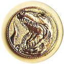 Universal Flip-Caps Association > Power Rangers 010-Tyrannosaurus-Rex-Power-Coin.