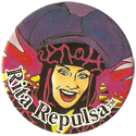 Universal Flip-Caps Association > Power Rangers 023-Rita-Repulsa.