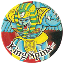 Universal Flip-Caps Association > Power Rangers 026-King-Spinx.