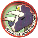 Universal Flip-Caps Association > Power Rangers 031-Triceratops-Dinozord.
