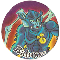 Universal Flip-Caps Association > Power Rangers 034-Baboo.