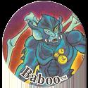 Universal Flip-Caps Association > Power Rangers 034-Baboo.