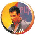 Universal Flip-Caps Association > Power Rangers 038-Skull.