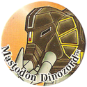 Universal Flip-Caps Association > Power Rangers 044-Mastodon-Dinozord.