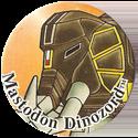 Universal Flip-Caps Association > Power Rangers 044-Mastodon-Dinozord.