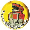 Universal Flip-Caps Association > Power Rangers 045-Tyrannosaurus-Dinozord.